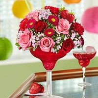 Strawberry Floral Margarita?- from 1-800-FLOWERS.COM