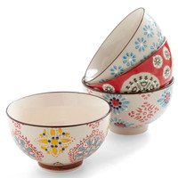 Housewarm and Tasty Bowl Set | Mod Retro Vintage Kitchen | ModCloth.com