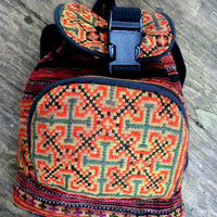 Indian Summer Tribal Backpack