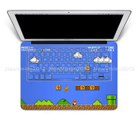 Macbook keyboard decal mac pro decals mac pro stickers macbook decals stickers 3M Decal keyboard decals keyboard sticker(SN79655)