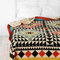Kaleidoscope Patchwork Quilt- Assorted