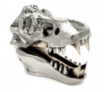 Jac Zagoory Design Online Store - T-Rex Skull