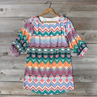Wandering Trails Dress, Sweet Women's Country Clothing