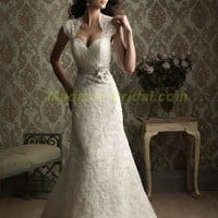 Madame Bridal: Allure 8853 Wedding Dress