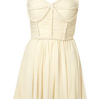 Grecian Plait Dress by Rare Opulence** - Dresses - Clothing - Topshop