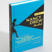 Nancy Drew Handbook | Tips For Life From Nancy Drew | fredflare.com