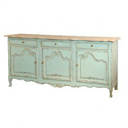 Duck Egg Blue Sideboard - Sideboards - Dining Room