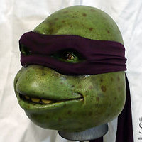 Donatello Mask Ninja Turtles Prop Replica mutant teenage tmnt movie star costume