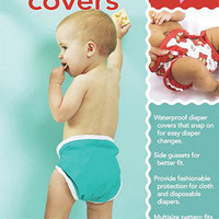Pattern, Diaper Covers, Snap Happy