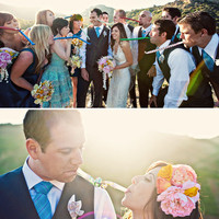 Lauren + Jeff's Whimsical Fun Wedding | Green Wedding Shoes Wedding Blog | Wedding Trends for Stylish + Creative Brides