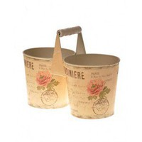 Jardinere Twin Planter