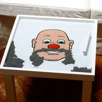 Wooly Willy Table