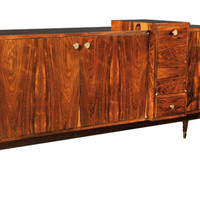 Almond Hartzog - 1960&#x27;s Raphael Rosewood Chest