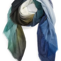 Women's Burberry Ombre Cashmere Scarf