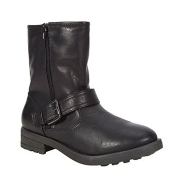 Mia Jania Short Shearling Boot at Von Maur