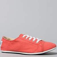 The Chuck Taylor All Star Playlite Sneaker in Deep Sea Coral