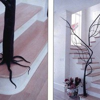 Things for my Future Home / Lovely banisters