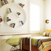 Heaven. The Bookworm Edition / Steal This Look: Arent & Pyke Child's Bedroom : Remodelista