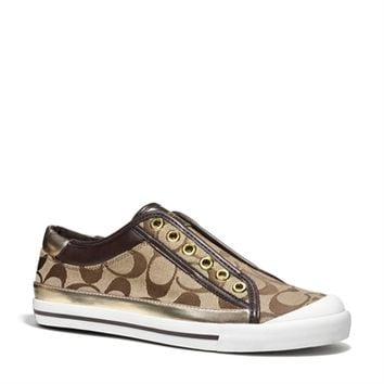 COACH Felix Sneaker at Von Maur