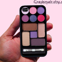 Eyeshadow makeup kit Design For iphone 4 & iphone 4S iPhone 4 Case