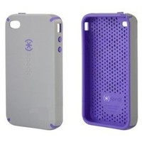 Speck iPhone 4 (AT) CandyShell Case - Grey