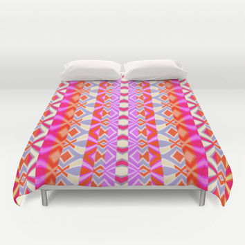 Mix #210 Duvet Cover by Ornaart