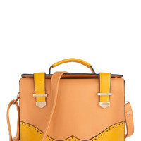 Earn Your Wingtips Bag | Mod Retro Vintage Bags | ModCloth.com