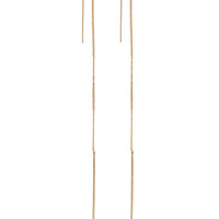Matchstick Threader Earrings