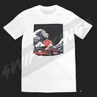 RED DATSUN FAIRLADY Z T SHIRT FITTED 100% COTTON SWIFTKINGS ORIGINAL LIMITED QT