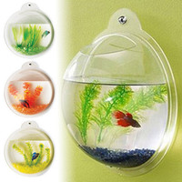 WALL MOUNTED FISH TANK - BETTA BUBBLE AQUARIUM | eBay