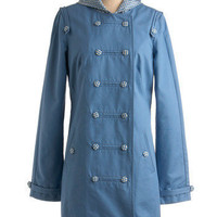See You Schooner Coat | Mod Retro Vintage Coats | ModCloth.com