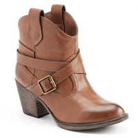 Women's Western Ankle Boots