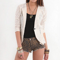 Frochickie Laced Jacket