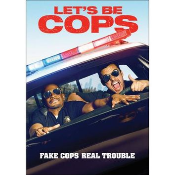 Let's Be Cops (DVD) (Eng/Spa/Fre) 2014