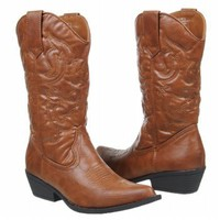 Women&#x27;s Madden Girl  Sanguine Cognac FamousFootwear.com