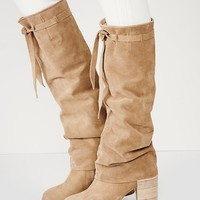 Free People Womens Basetts Tall Boots