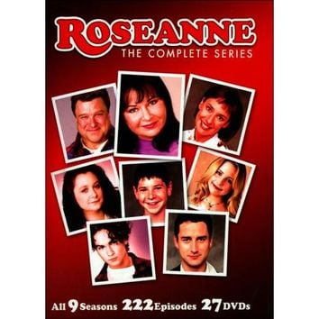ROSEANNE: THE COMPLETE SERIES (27PC) (DVD) (Eng)