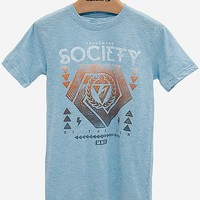 Boys - Society Fortress T-Shirt