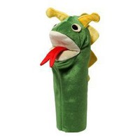 Green Dragon Puppet