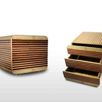 Coco B Drawers from JJG Design | Made By Jesco - Jan Gerischer | 350.00 | Bouf