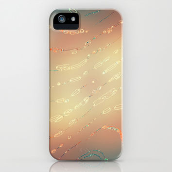Shine iPhone & iPod Case by SensualPatterns