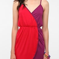 Urban Renewal Surplice Wrap Dress