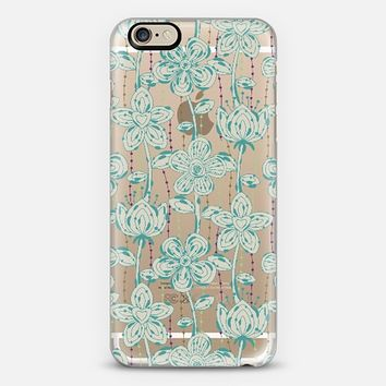 Spotted Flowers iPhone 6 case by Julia Grifol designs. Surface pattern designer. | Casetify