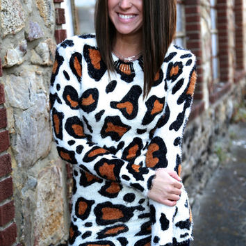 Softy For Cheetah Sweater - Default