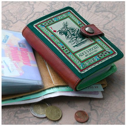 Alice&#x27;s Pocket Wallet