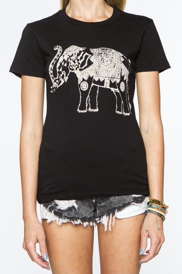 Chloe Elephant Top