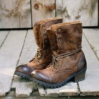 The Montana Boot, Sweet Rugged Boots