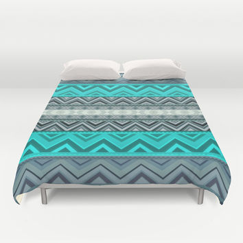 Mix #180 Duvet Cover by Ornaart