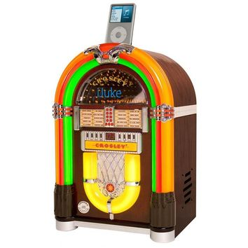 Crosley iJuke Tabletop Jukebox