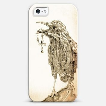 Haven for Raven iPhone 5 case by Buffy Kaufman Art   Casetify